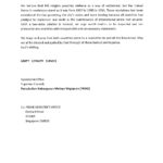 Letter to US Embassy of Singapore - Page 2