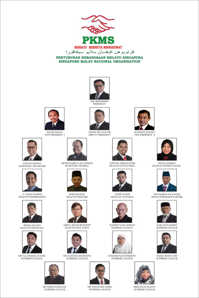 PKMS Organisation Structure